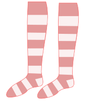 :stripedsocks: