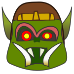 :orc_king: