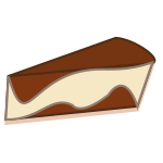 :cheesecake_marble: